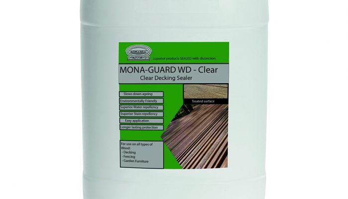 MonaGuard WD - Clear 25ltr