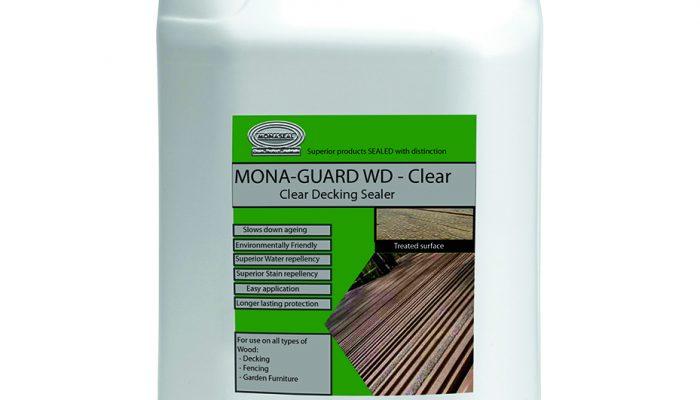 MonaGuard WD - Clear 5ltr
