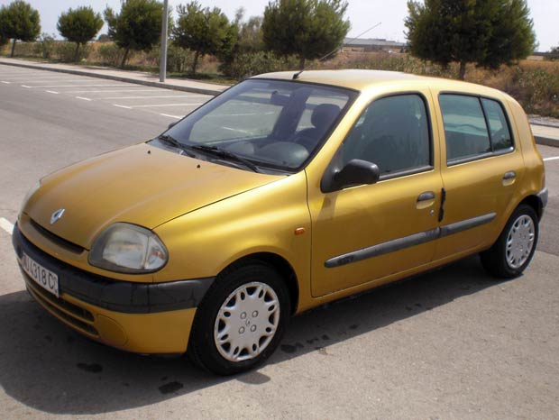 Second hand Renault Clio for sale  San Javier Murcia