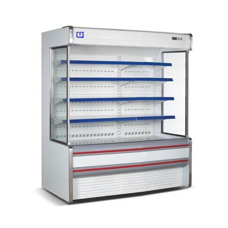 l2000 x h2060 mm ce vertical air curtain refrigerator tt sp290e speciality food equipment
