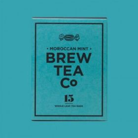 Moroccan Mint | Brew Tea Co