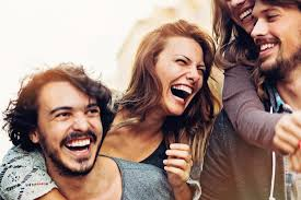 Laughter is the Key to Feeling Better