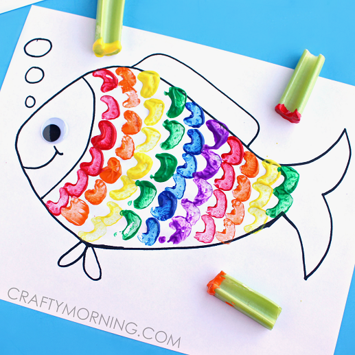 These food stamping activities for children with autism are fun, simple & inexpensive. These activities build fine motor strength & precision & are great sensory activities. | speciallearninghouse.com