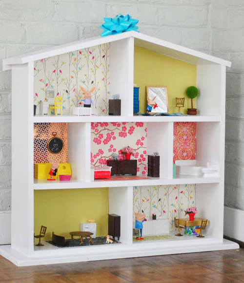 DIY dollhouses - a great learning activity for kids with #autism - speciallearninghouse.com