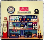 DIY hardware store, gas pump and rocket ship. Pretend play games for boys. These activities are adapted to children with autism. | speciallearninghouse.com