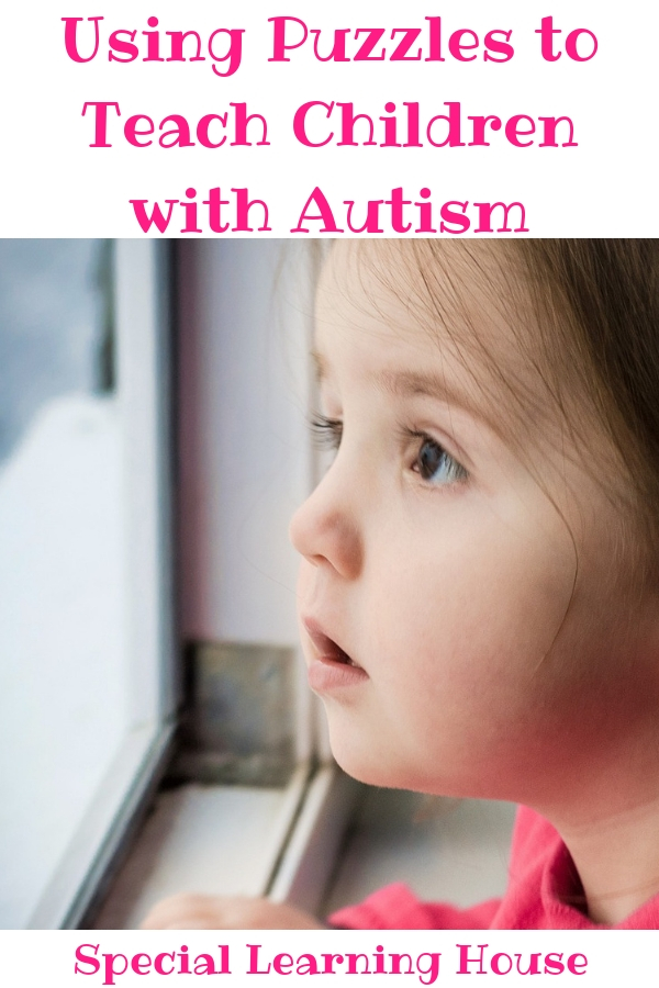 Teaching children with autism using puzzles (7 Ideas)