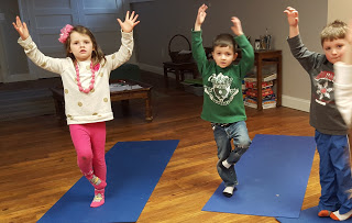 6 awesome yoga poses for children with special needs
