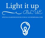 World Autism Awareness Day. A lifestyle blog for autism families. SPECIAL LEARNING HOUSE : www.speciallearninghouse.com.