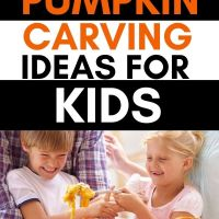 5 Pumpkin carving kids ideas to do with kids