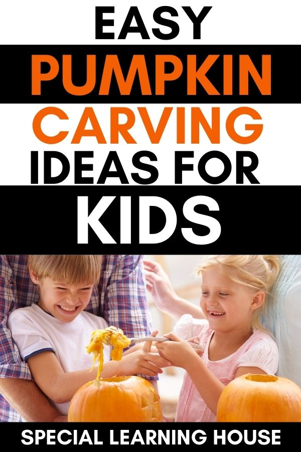 Easy Pumpkin Cards Ideas for Kids