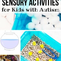30 Sensory Activities for Kids with Autism