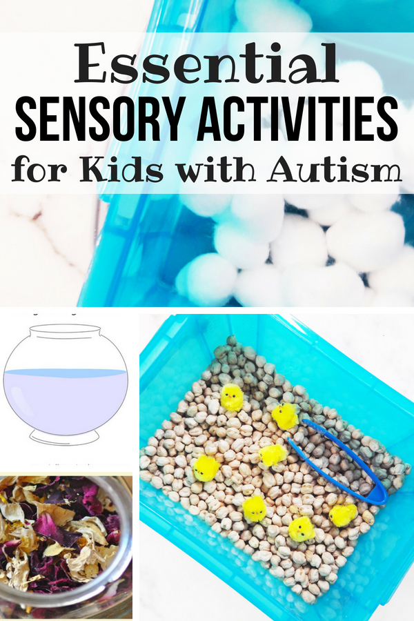 Essential Sensory Activities for Kids with Autism