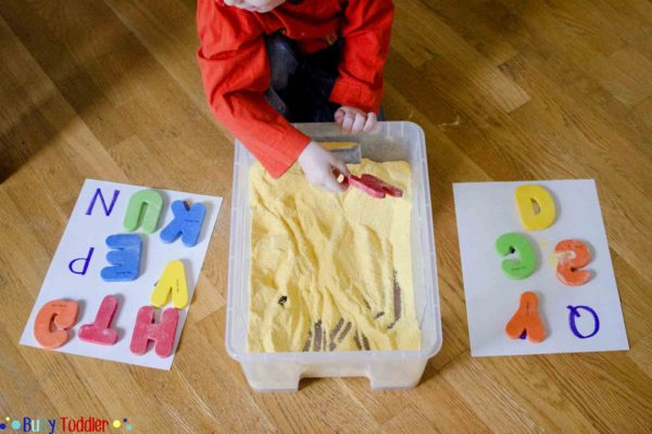 5 awesome ways to teach special needs kids to write letters. | speciallearninghouse.com
