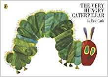 10 Best board books to teach children with autism new vocabulary. The Very Hungry Caterpillar. | speciallearninghouse.com
