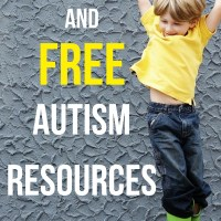 Fabulous and free autism resources for teachers and parents