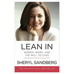 Lean In Self-Help Book