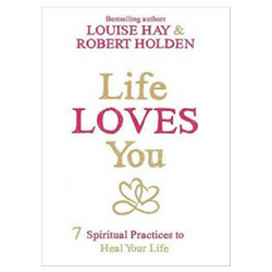 Life Loves You Self-Help Book