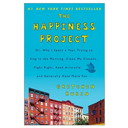 The Happiness Project Self-Help Book