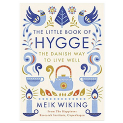 The Little Book of Hygge Self-Help Book