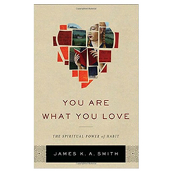You Are What You Love Self-Help Book