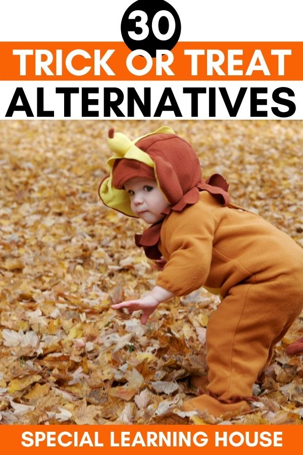 Trick or Treat Alternatives
