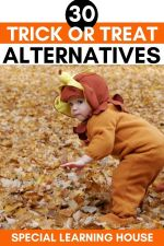 Trick or Treat Alternatives for Kids with Autism