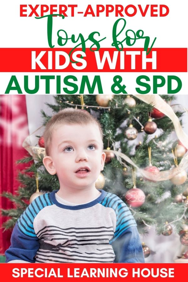 Toys for Kids with Autism & SPD