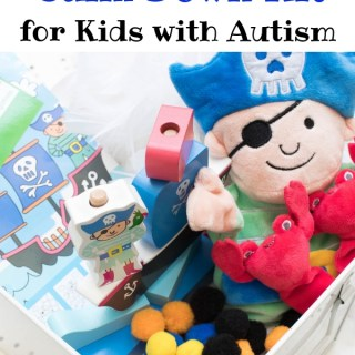 How to Make a Calm Down Kit for Kids with Autism