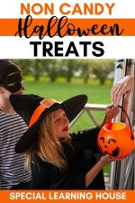 Non Candy Halloween Treats for Kids with Autism