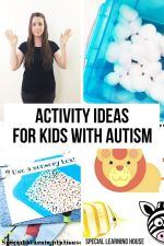 Activities for Kids with Autism