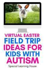 Virtual Easter Field Trip Ideas