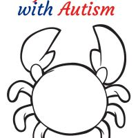 Ocean Coloring Pages for Kids with Autism