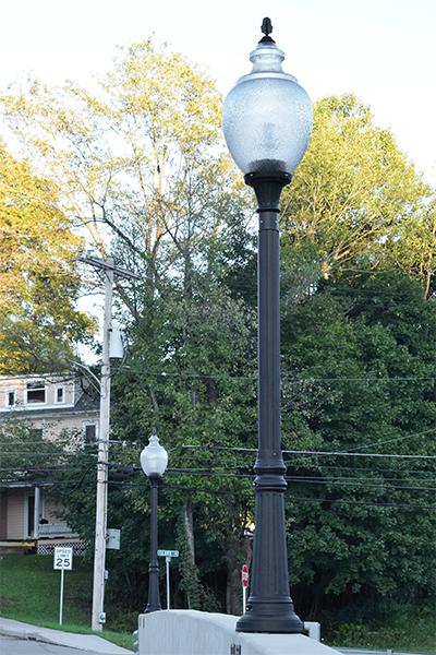 commercial lighting led street lights