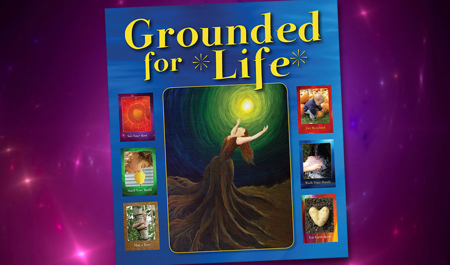 Mom Moment #1: Feel Your Body With Grounding