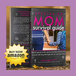 Special Education Mom Survival Guide book
