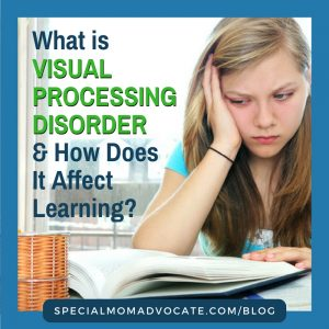 Visual Processing Disorder (1)