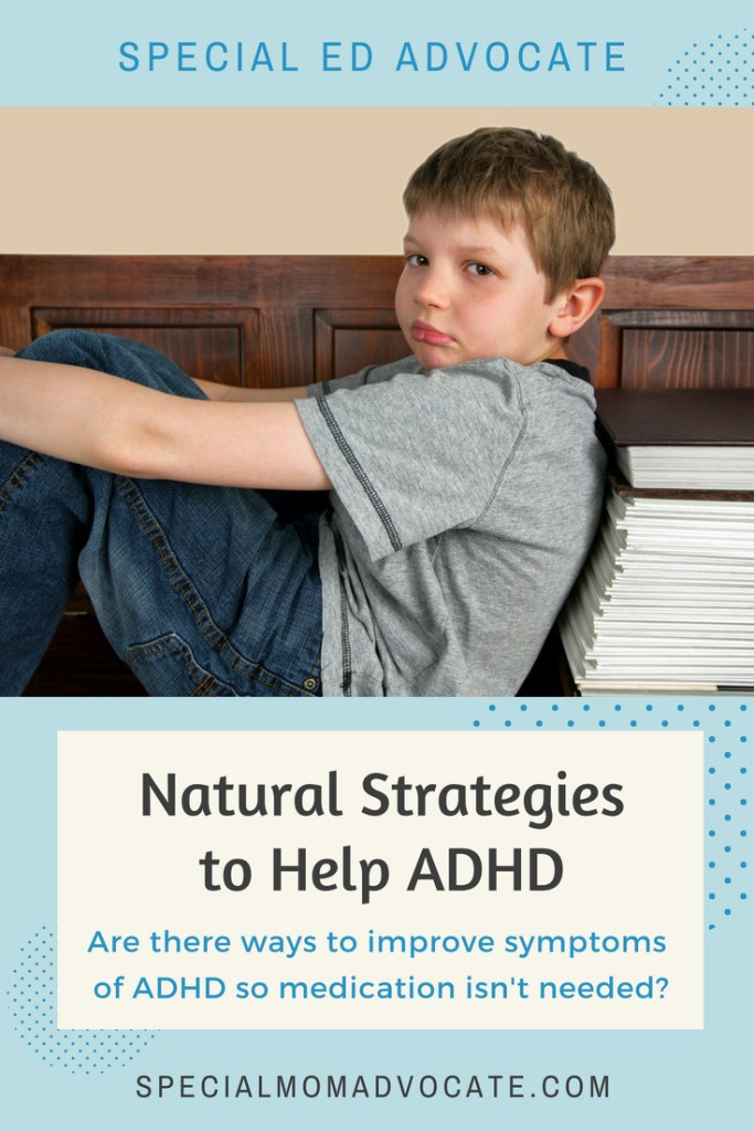 Natural Remedies to Help ADHD