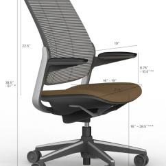 Diffrient Smart Chair Mamas And Papas Humanscale Measurements