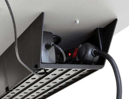 WorkFitPD Cable Management Box