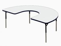 Student desks, school desks, school furniture, standing
