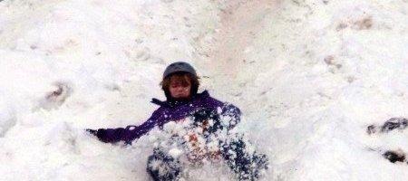 Fightin' talk so my ski-loving son can beat Ehlers Danlos pain