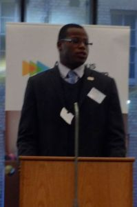 Dami Benbow, Ambitious About Autism Youth Patron