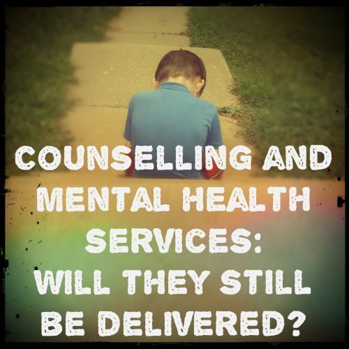 Counselling and mental health services: Will they still be delivered?