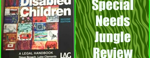 SNJ Review: Disabled Children – a Legal Handbook