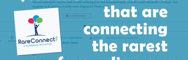 Join the discussions that are connecting the rarest of rare diseases