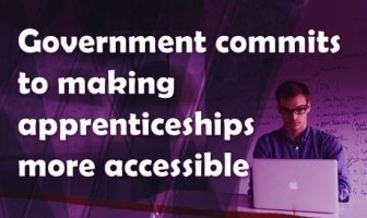 Government promises more apprenticeships for young people with SEND