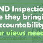 SEND Inspections: Are they bringing accountability? Your views needed