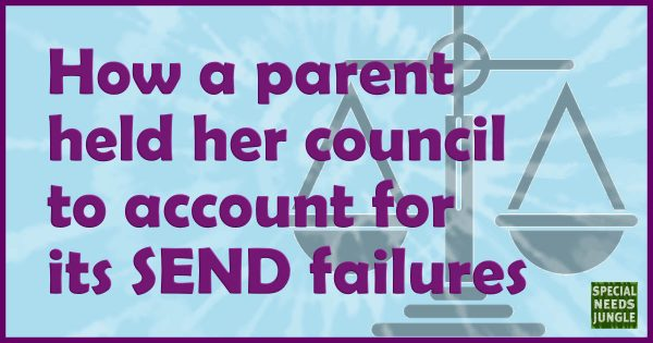 How a parent held her council to account for its SEND failures