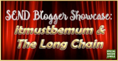 SEND blogger showcase: itmustbemum & The Long Chain