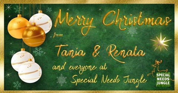 Merry Christmas from Tania, renata & everyone at SNJ